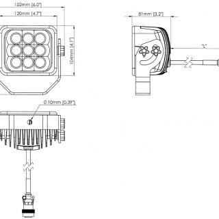 CCTV LED 5 measures