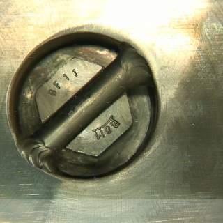 Baffle bolt inspection with Hi-Rad L HD